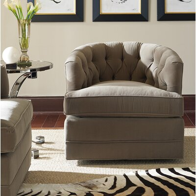 Cliffhaven Swivel Chair by shopbarclaybutera