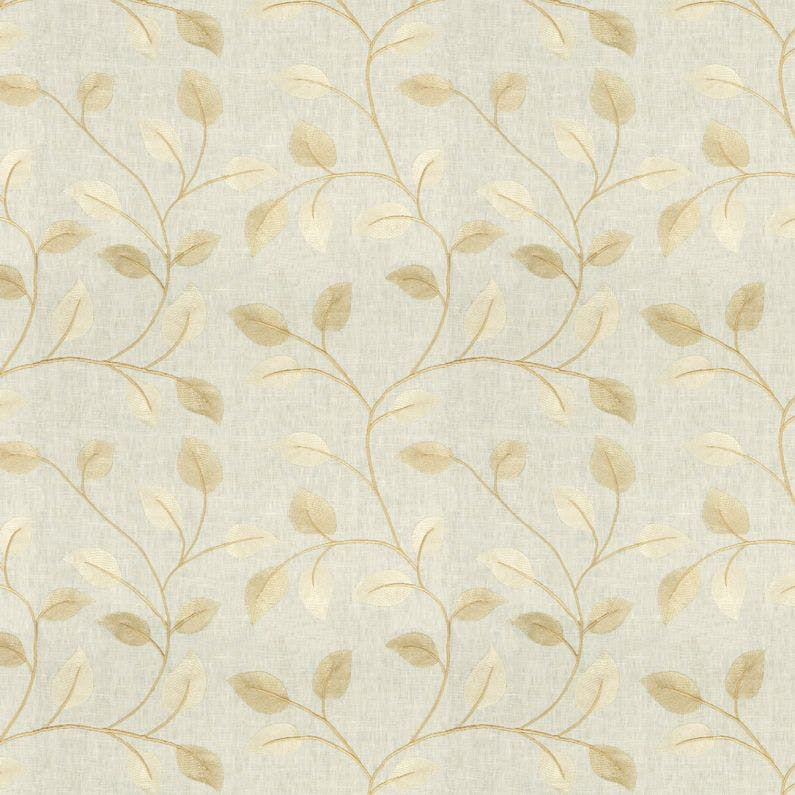 Sample Cordate Fabric in Palomino