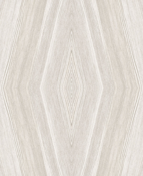 Crosscut Buff Wallcovering