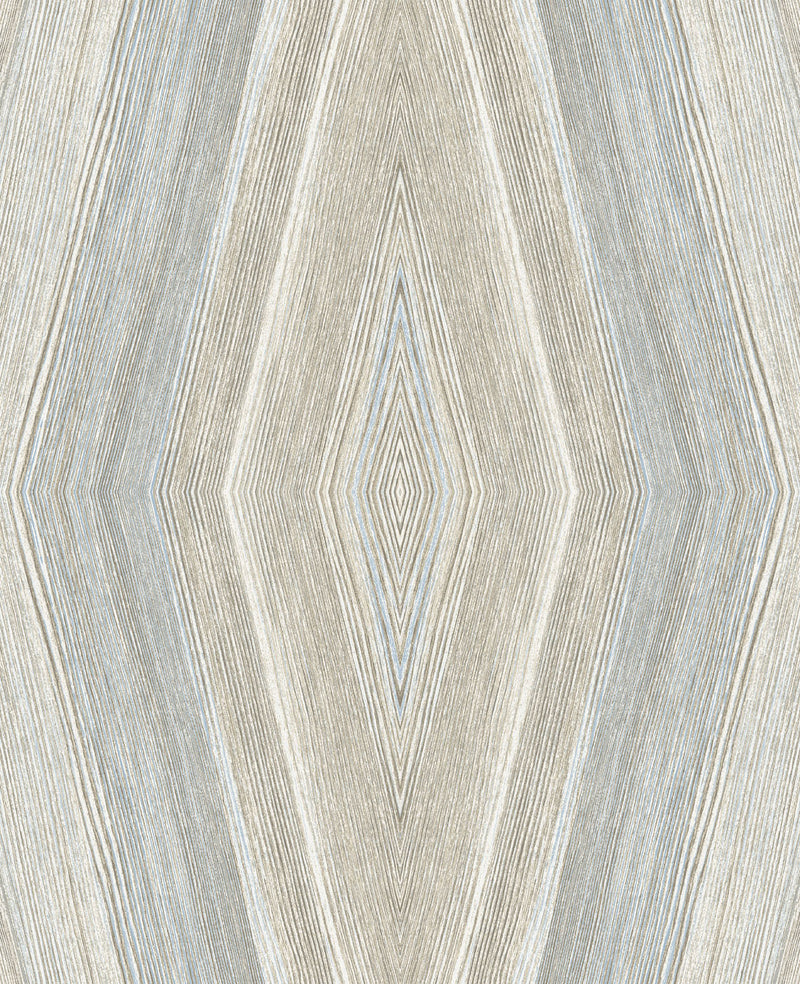 Sample Crosscut Warm Serenity Wallcovering