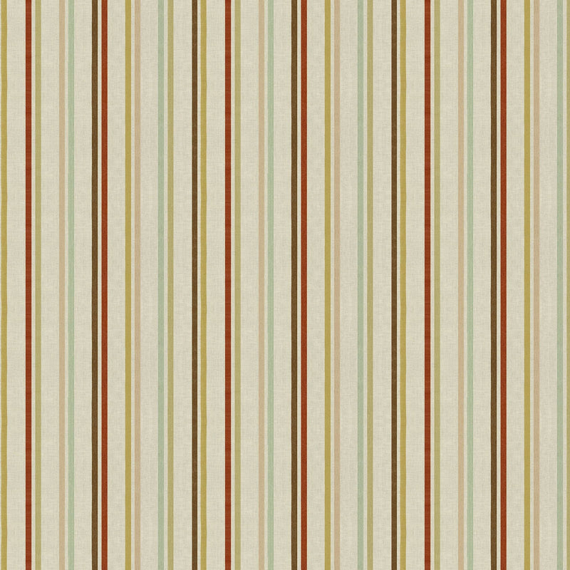 Sample Dindori Stripe Fabric in Somoma