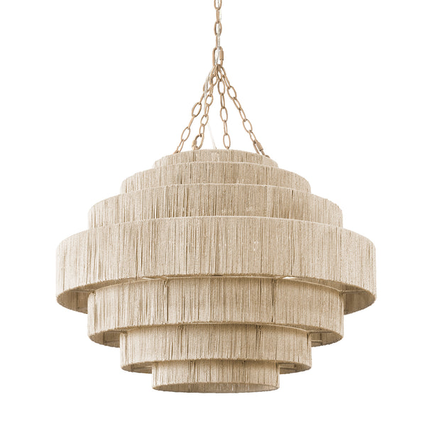Everly Pendant, Natural