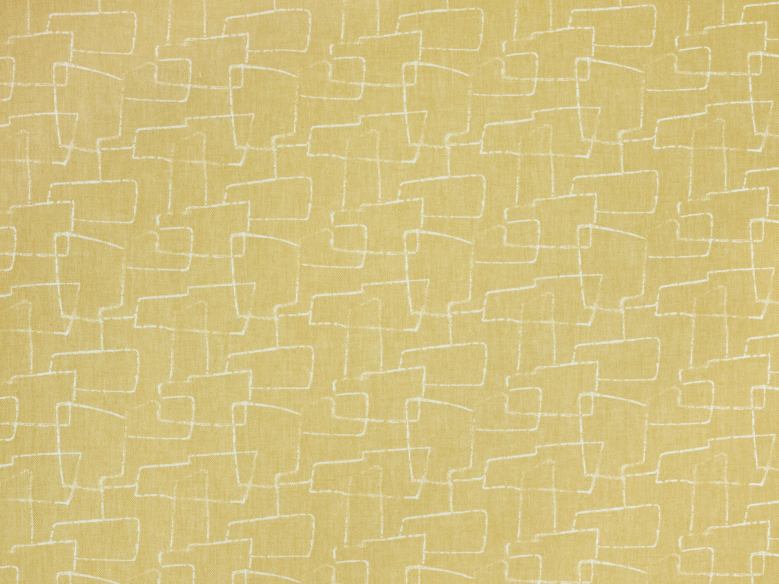 Dilling Yellow Fabric