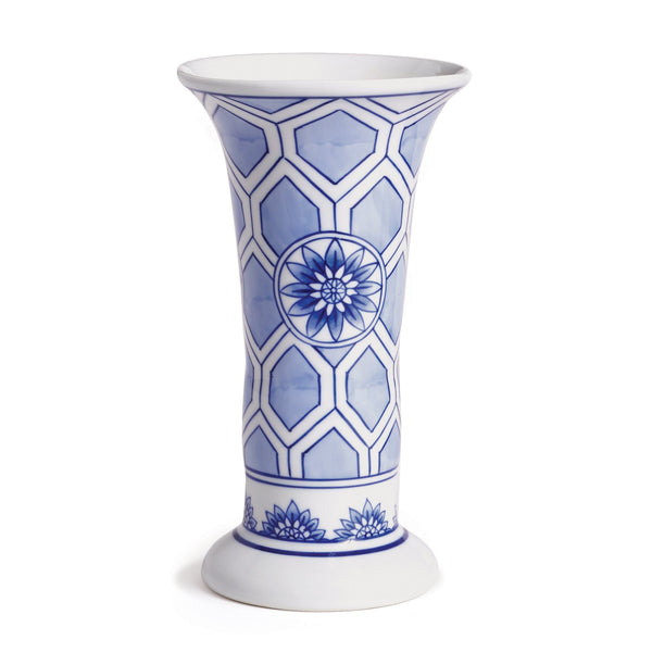 Dynasty Honeycomb Vase design by shopbarclaybutera