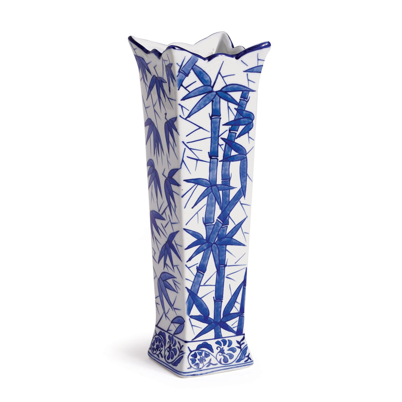 Dynasty Bamboo Vase design by shopbarclaybutera