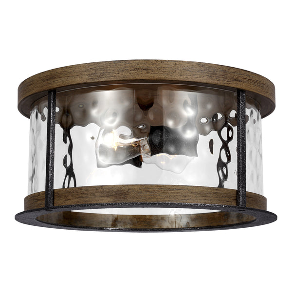 Angelo Collection 2 - Light Angelo Flushmount by  Feiss