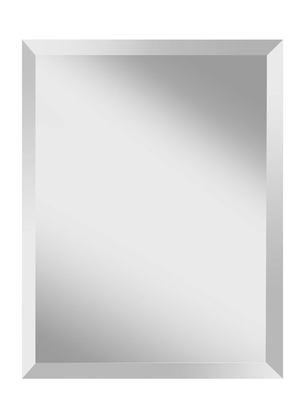Infinity Small Rectangle Mirror by Feiss