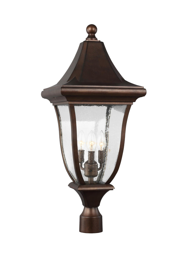Oakmont Collection 3 - Light Outdoor Post Lantern