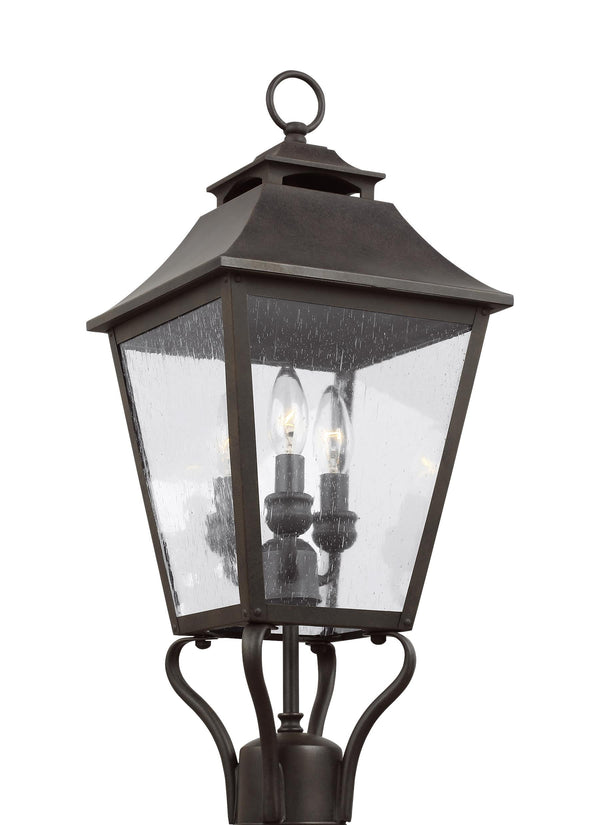 Galena Collection 3 - Light Post/Pier Lantern