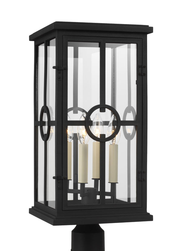 Belleville Collection 4 - Light Outdoor Post Lantern