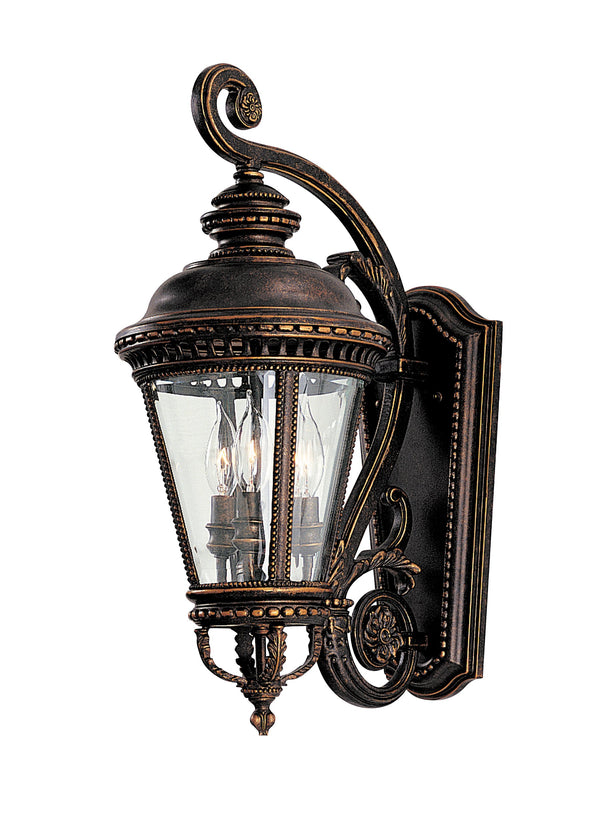 Castle Collection 3 - Light Wall Lantern by Feiss