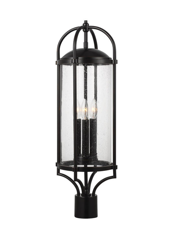 Dakota Collection 3 - Light Post/Pier Lantern