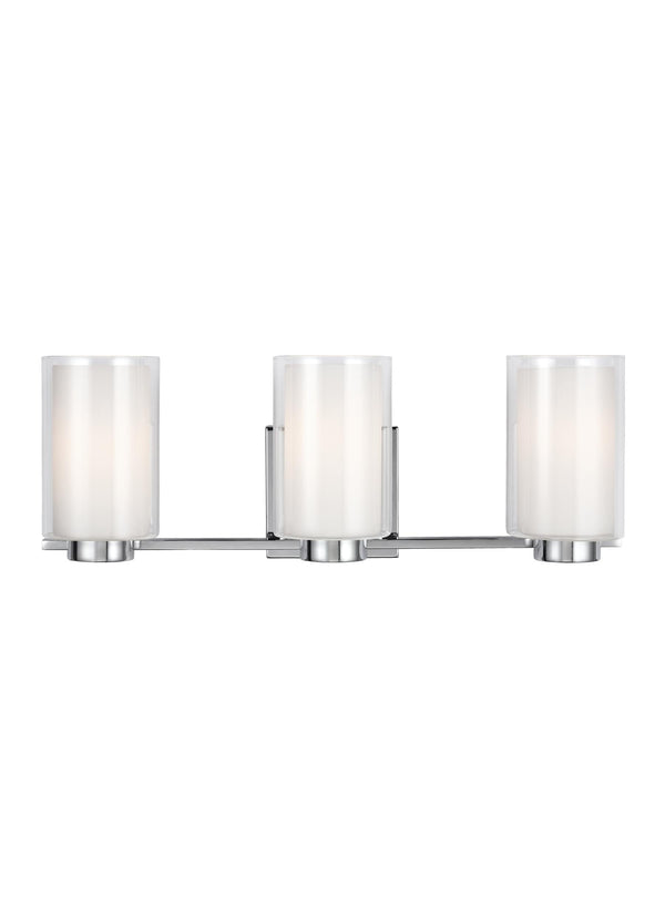 Bergin Collection 3 - Light Vanity by Feiss