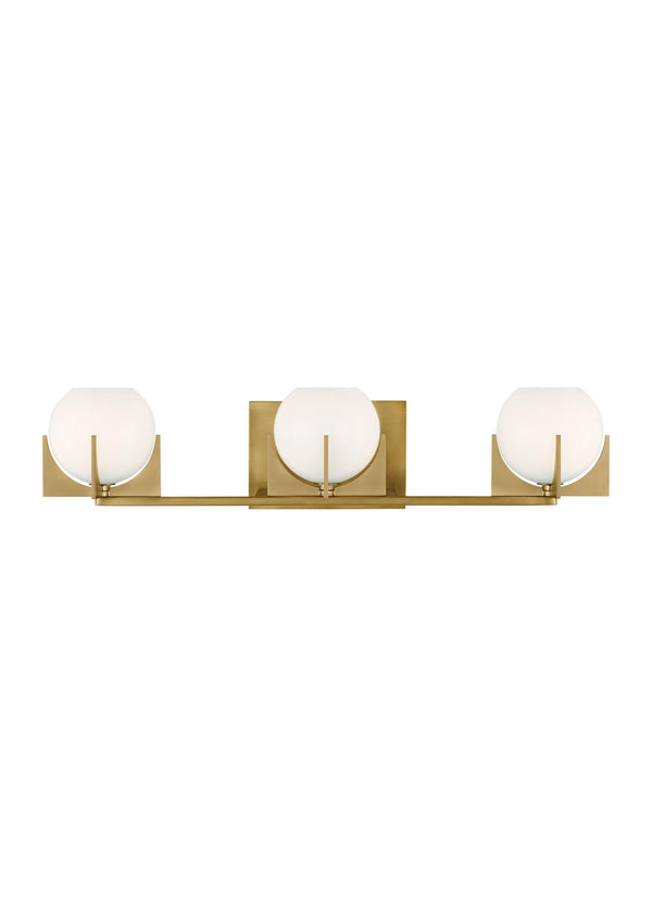 Abbott Collection 3 - Light Vanity by Feiss