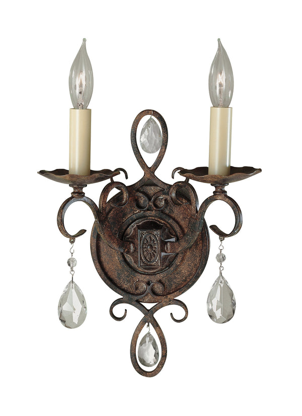 Chateau Collection 2 - Light Sconce by Feiss