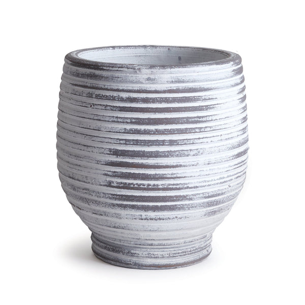 Sorrento Ribbed Pot design by shopbarclaybutera
