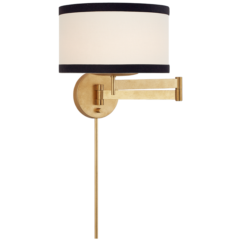 Walker Swing Arm Sconce by Kate Spade