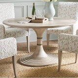 Topanga Round Dining Table by shopbarclaybutera