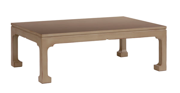 Morris Rectangle Coffee Table in Various Finishes