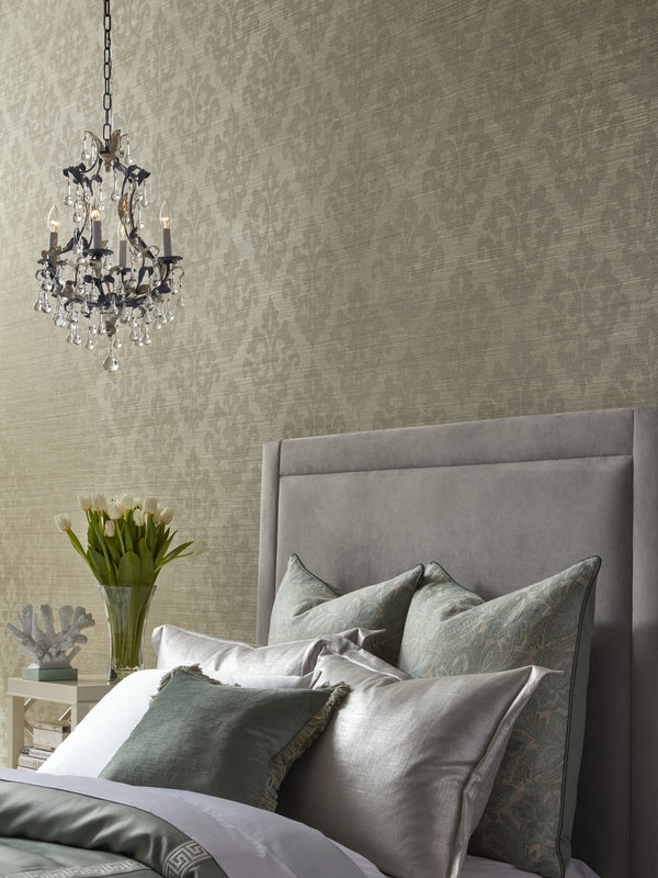 Odani Grasscloth Wallcovering