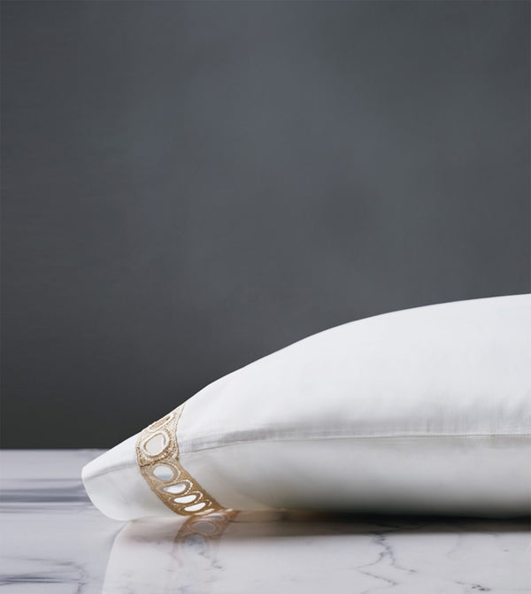 Celine Champagne Pillowcase