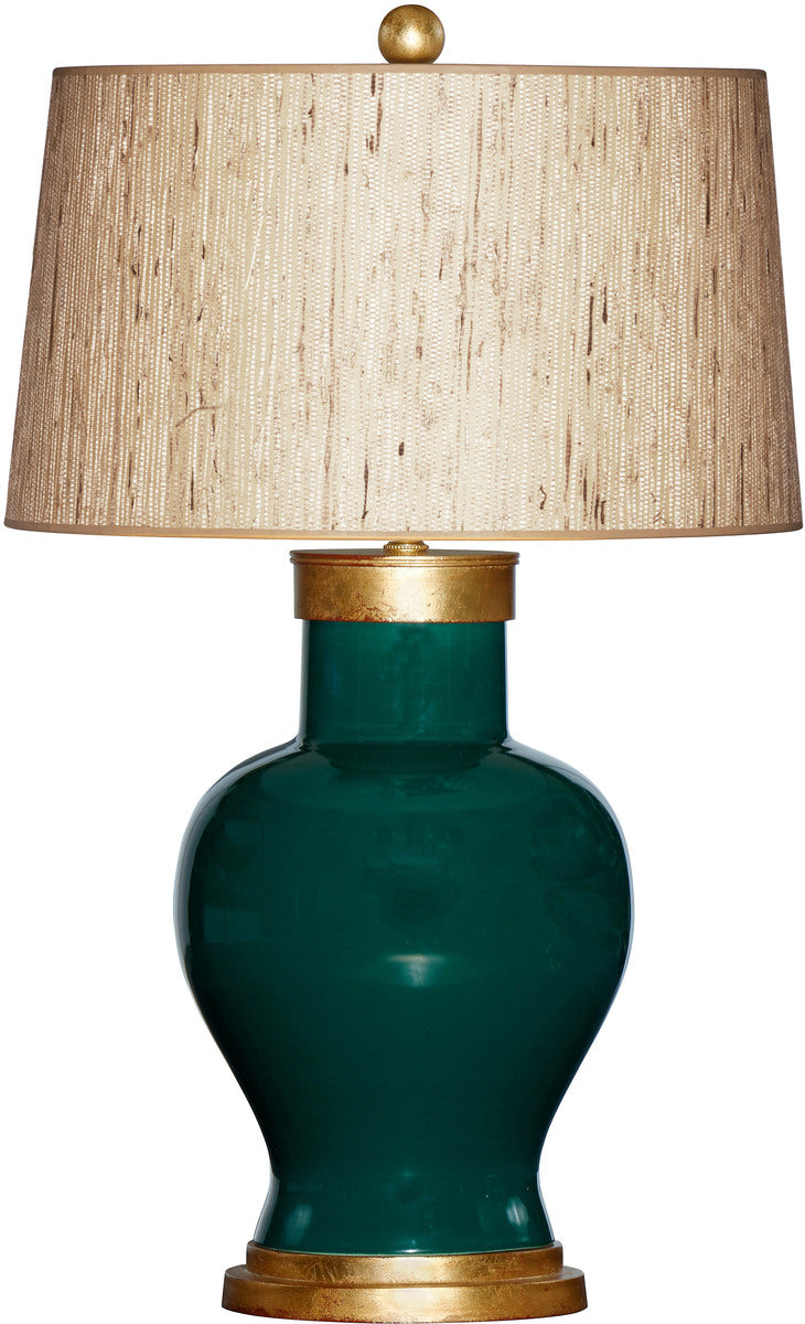 Emerald Cove Couture Table Lamp by shopbarclaybutera