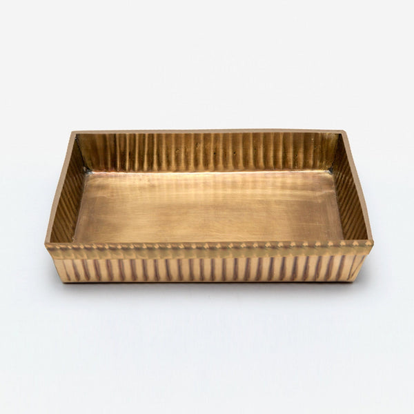 Redon Collection Bath Accessories, Antique Brass