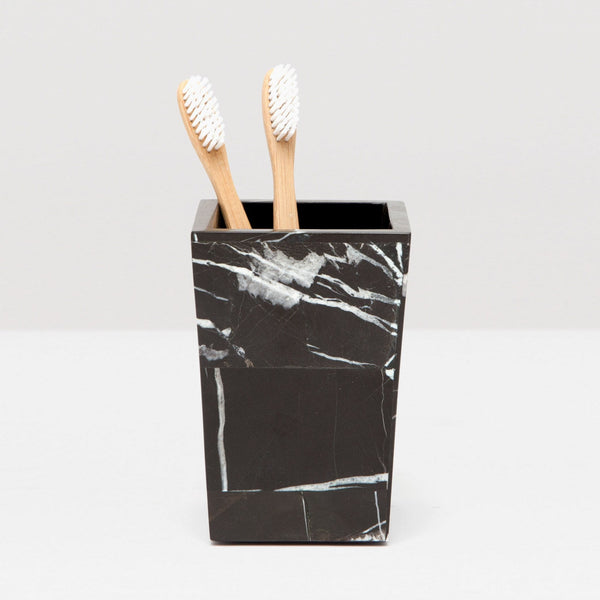 Rhodes Collection Bath Accessories, Nero Marble