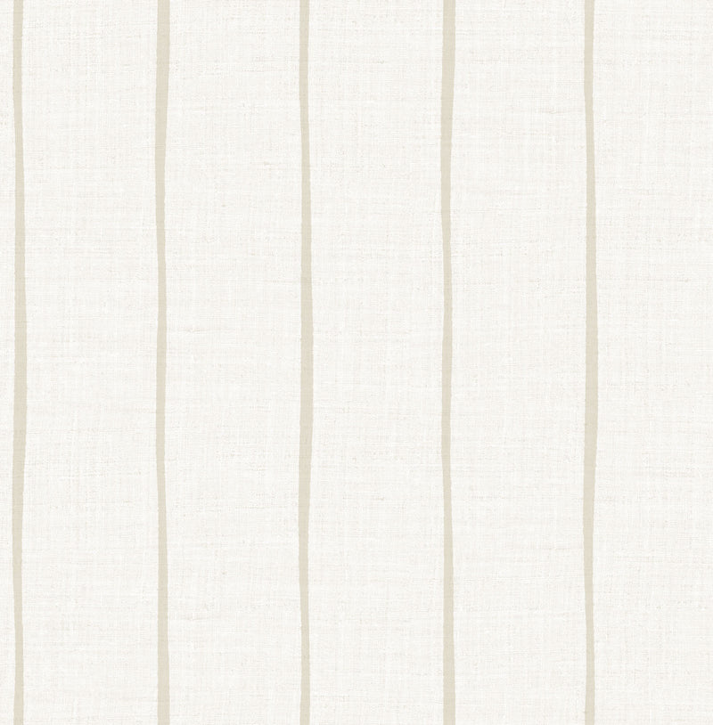 Sample Ribbon Khaki Wallcovering