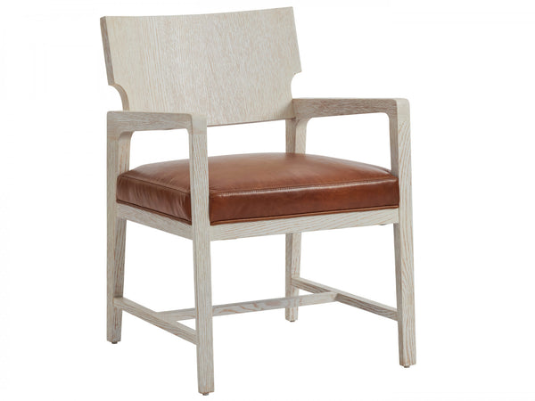 Ridgewood Dining Chair in Tan
