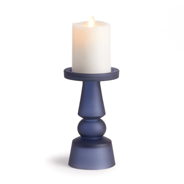 Antero Glass Candle Stand design by shopbarclaybutera
