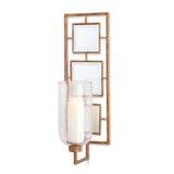 Wilshire Wall Candle Sconce design by shopbarclaybutera