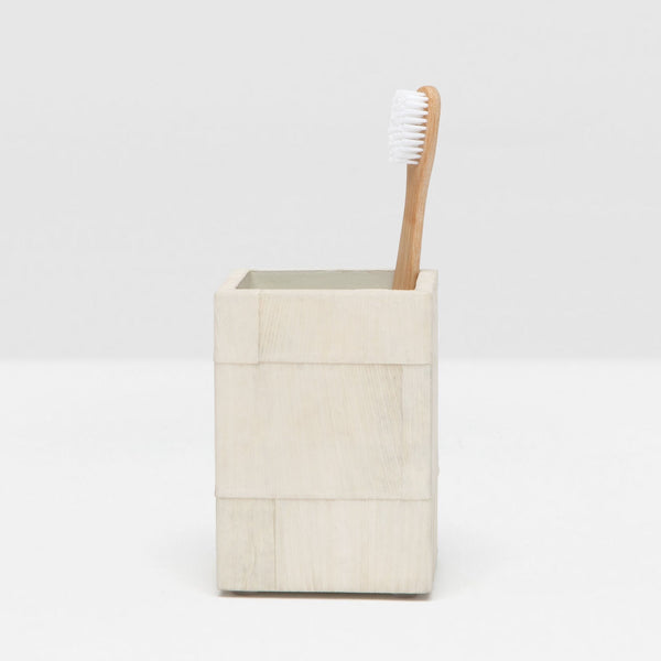 Samui Collection Bath Accessories, Cream Corn Husk