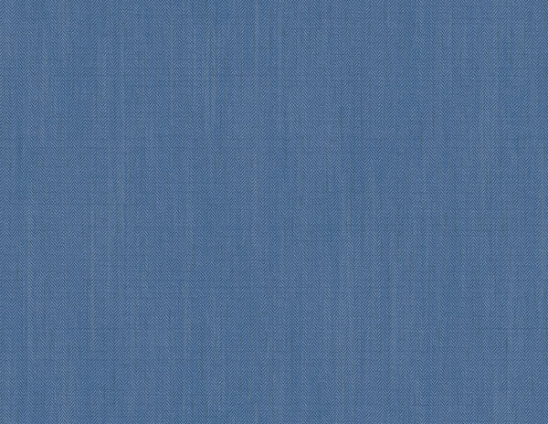 Saville Row Indigo Wallcovering