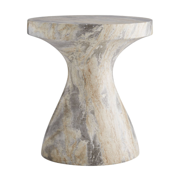 Serafina Small Accent Table, Sahara