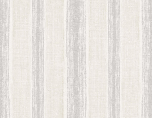 Silkscreen Harbor Grey Wallcovering