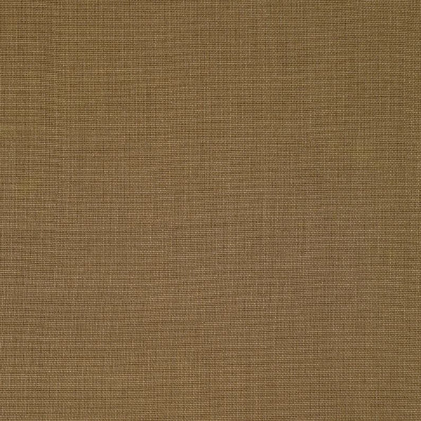 Slubby Linen Fabric in Ginger