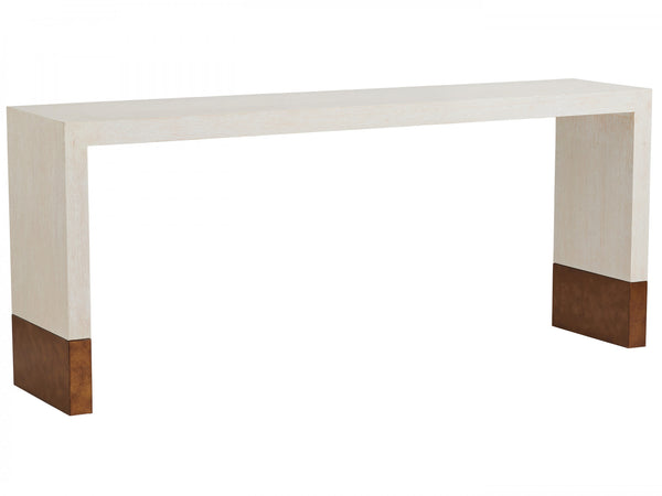 Spindrift Console Table