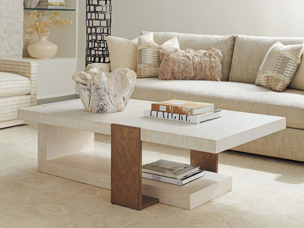 Sunridge Rectangular Cocktail Table