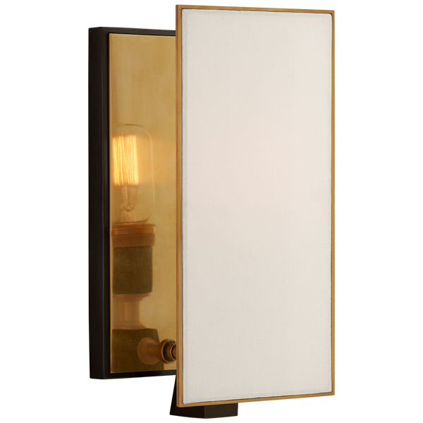 Albertine Small Sconce by Thomas O'Brien