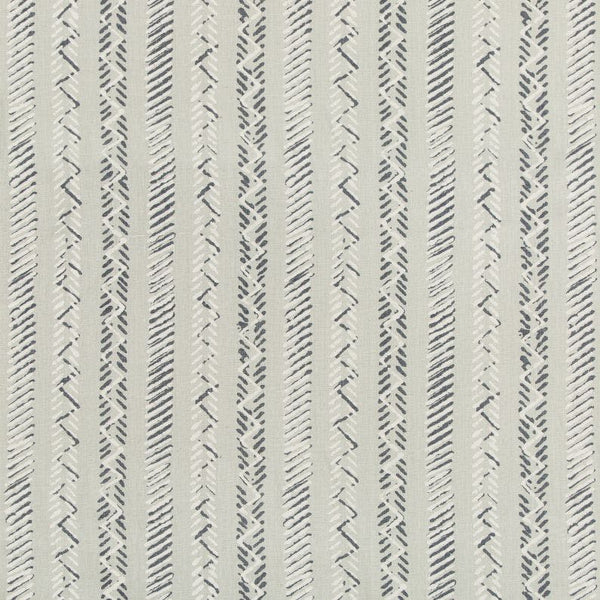 Tintlines Fabric in Cloud