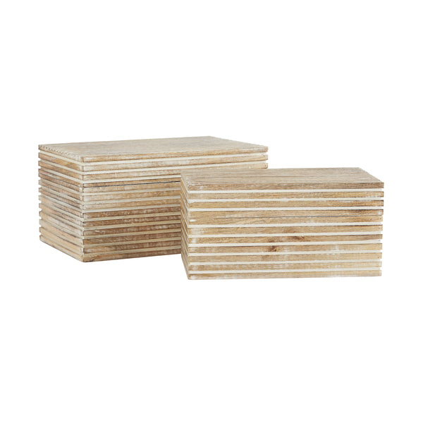 Trinity Small Boxes, Set of 2