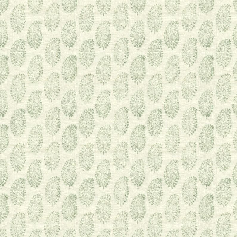 Sample Vastu Fabric in Celadon