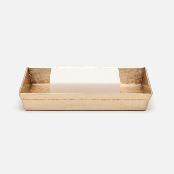 Verum Collection Bath Accessories, Antique Brass