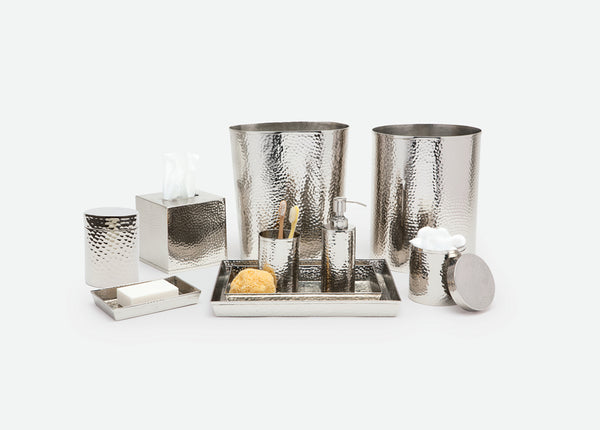 Verum Collection Bath Accessories, Shiny Nickel