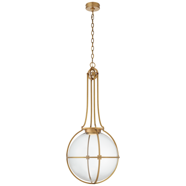Gracie Grande Captured Globe Pendant by Chapman & Myers