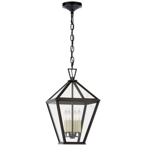 Classic Darlana Medium Hanging Lantern by Chapman & Myers