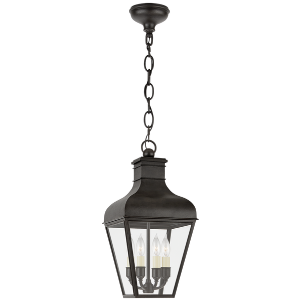 Fremont Small Hanging Lantern by Chapman & Myers