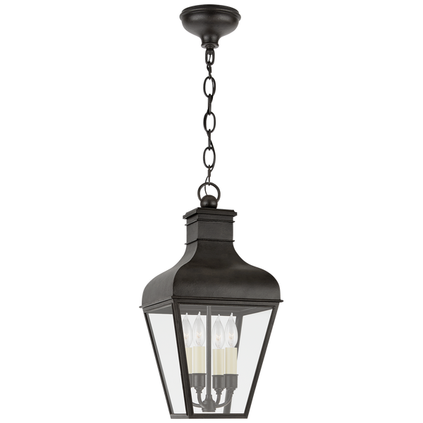 Fremont Medium Hanging Lantern by Chapman & Myers