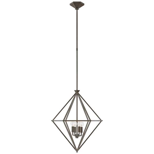 Afton Small Elongated Lantern by Julie Neill